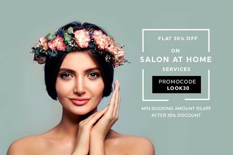 Beauty services at home | Salon at home Delhi | Salon at